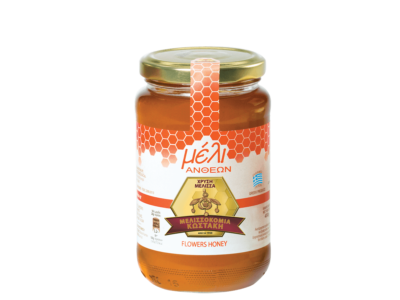 flowers-honey-450g